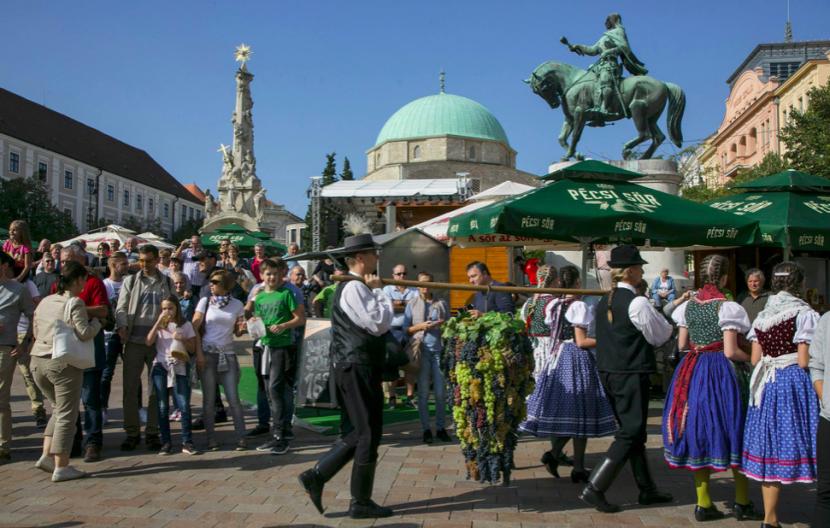 Hongarije Pecs